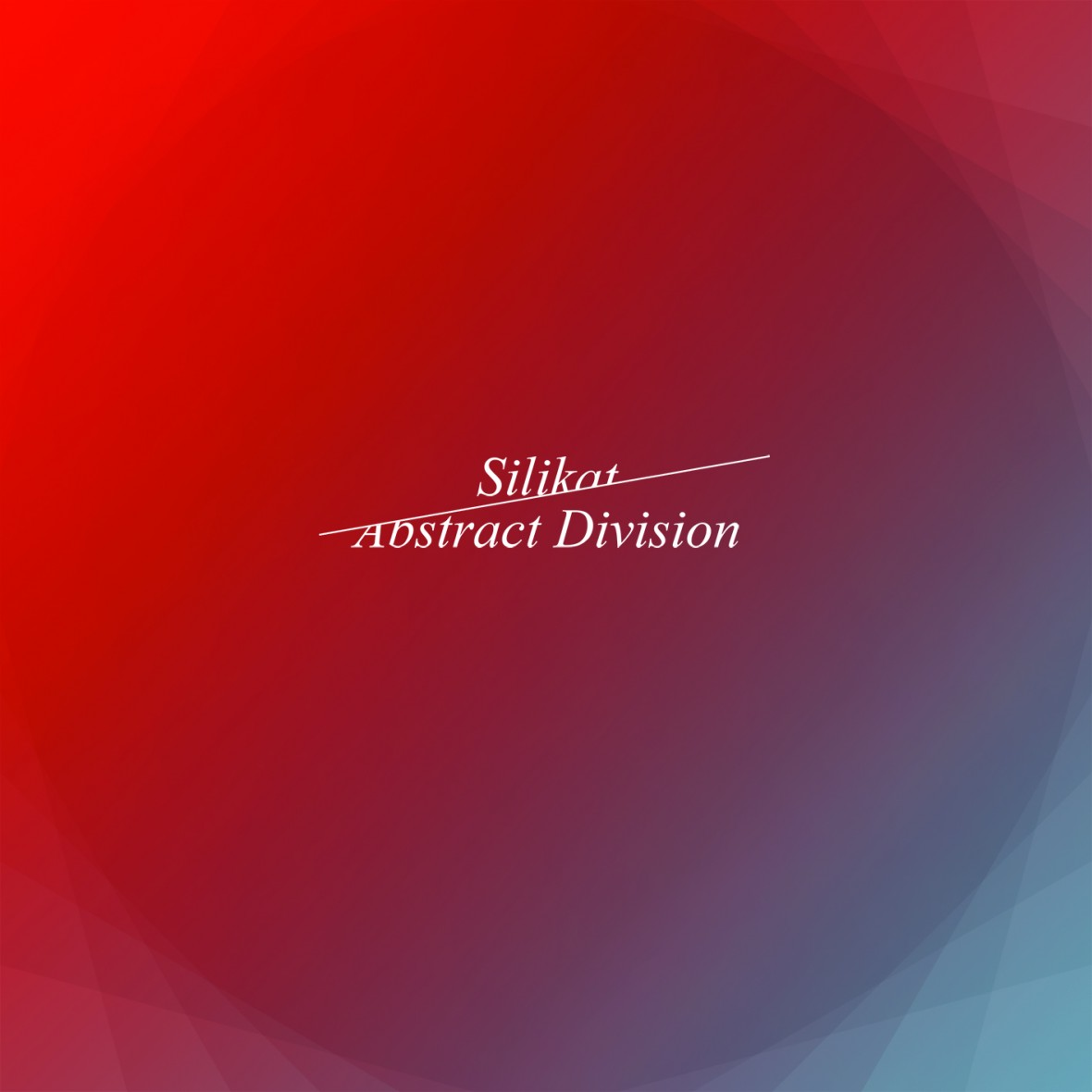 Cover front Silikat Abstract Division
